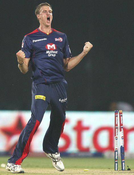 Morne Morkel Erupts After Taking A Wicket
