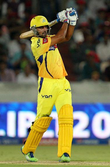 Murali Vijay Hits A Massive Six