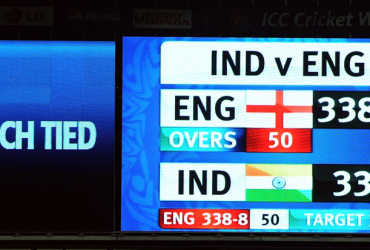 The Match Summary Tells The Story Of The Result At The MA Chinnaswamy Stadium, Bangalore