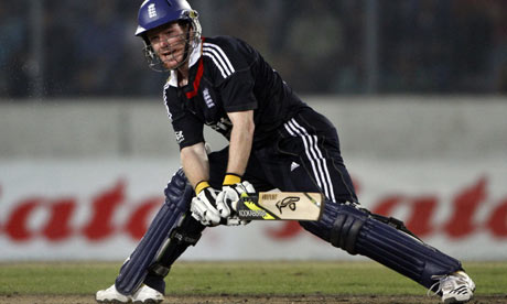 Eoin Morgan can change in game in one over