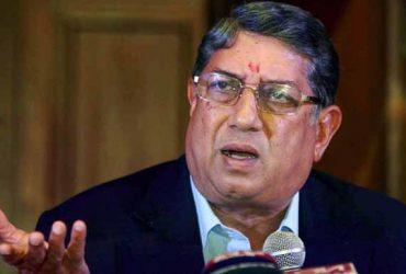 N Srinivasan the Big man and his Big story