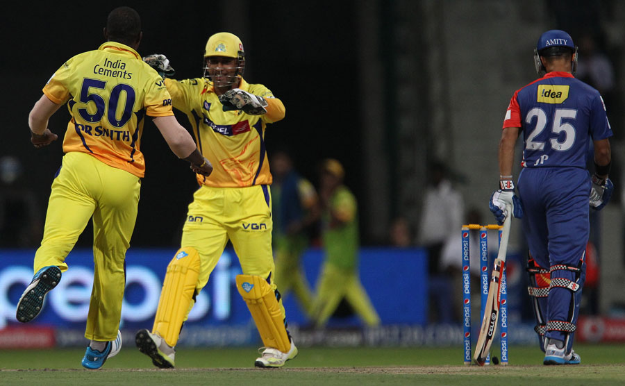 CSK Dhoni and Smith