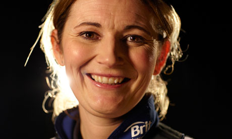 Charlotte Edwards, England captain