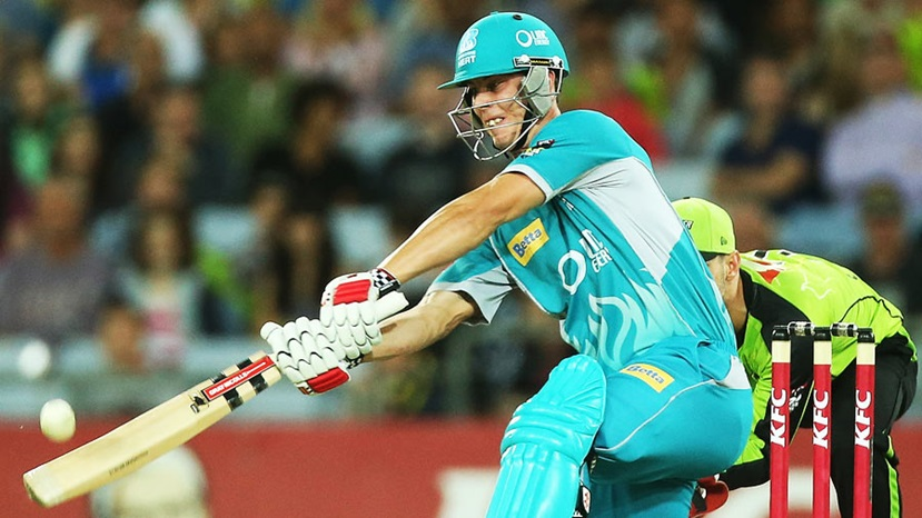 Chris Lynn another aussie hard hitting batsmen make's way in IPL for KKR