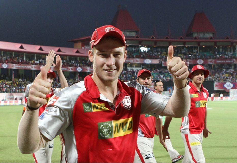David Miller is the only foreigner to be retained by KXIP franchisee