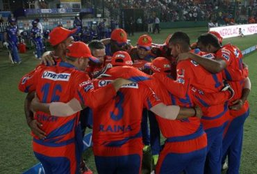 Gujarat Lions IPL 2016