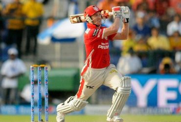 George Bailey KXIP