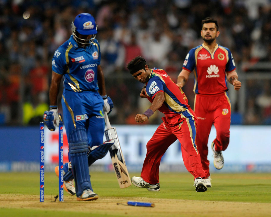 Dinda has a unique fact related to him that no team in 7 years has made it to the playoff's with Dinda in the team. (Photo: BCCI)