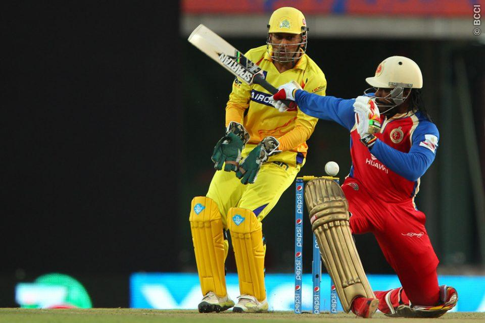 Gayle Storm was nowhere near the expected level. 196 runs in 9 IPL game. (Photo: BCCI)