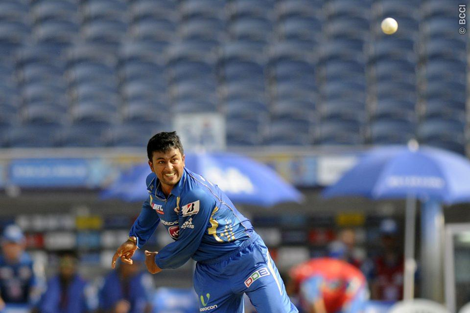 Ojha ended this season with 4 wickets only in 12 matches for the MI. (Photo: BCCI)