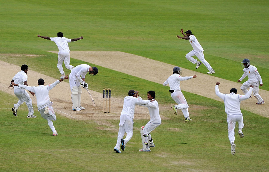 Srilanka Winning Moments