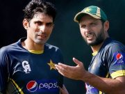 Twitter reacts to Afridi's duck