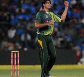 Tallest Cricketer Mohammad Irfan