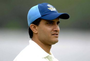 Portrait Of Former Indian Player/Captain Sourav Ganguly
