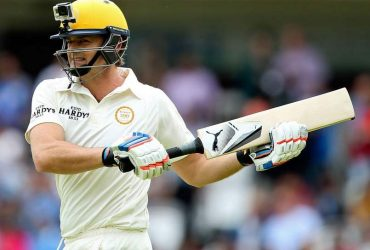 most sixes in Test