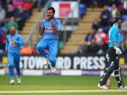 Mohammad Shami didn't get a chance in the World T20 squad