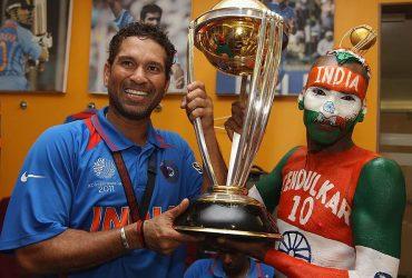 Indian cricket fans Sachin Tendulkar Sudhir Kumar