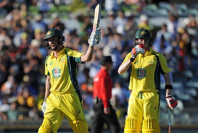 Aus v Ind 3rd ODI
