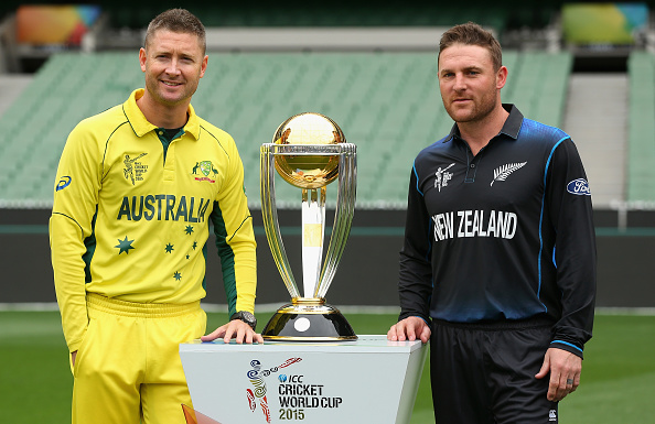 Final New Zealand vs Australia
