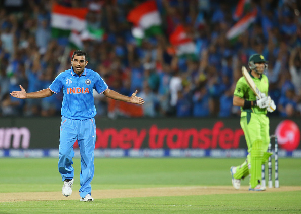 Indian bowlers in the semi-finals