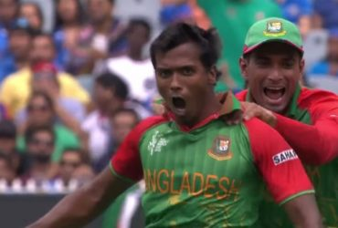 Virat Kohli out in India vs Bangladesh