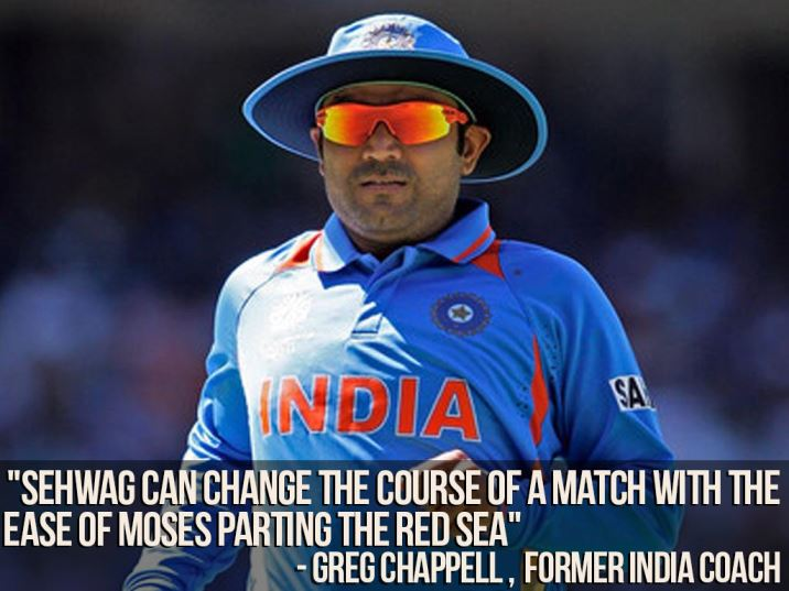 12 Virender Sehwag Quotes