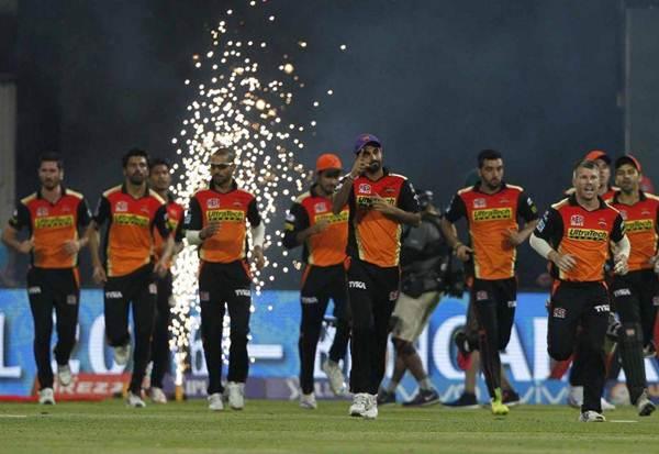 IPL Sunrisers Hyderabad