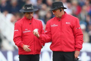 Fancy umpiring in International cricket