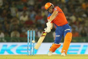Aaron Finch Gujarat Lions IPL 9