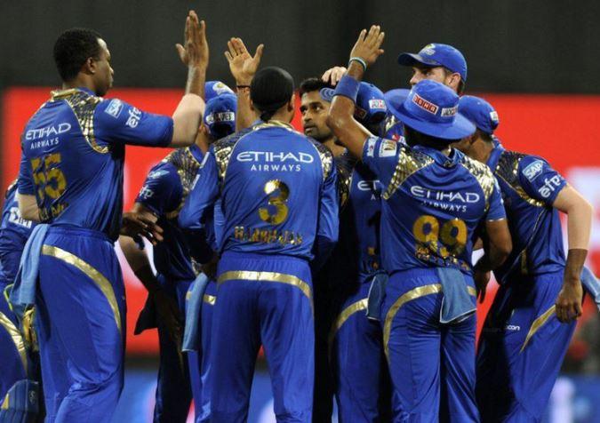 IPL 9 Mumbai Indians