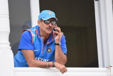 India Ravi Shastri