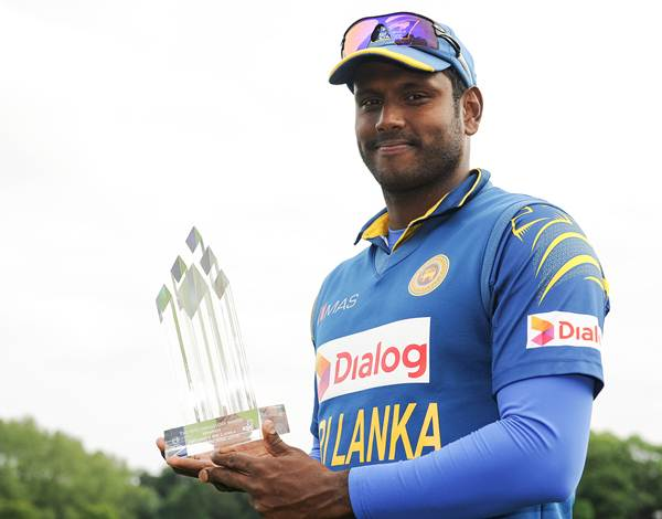 Angelo Mathews Sri Lanka
