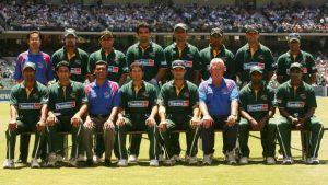 Cricket Team from 'Bharat'
