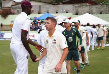 West Indies v Australia 1st