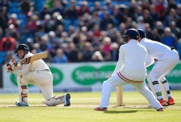 England v New Zealand 2nd Test