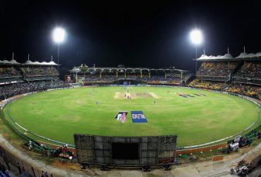 Chennai stadium v Australia