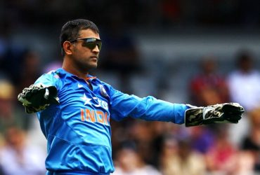"""The next time you take a risk, and wish to trust your """"gut feeling"""" and want to believe what your instinct says, just go for it. A small-town boy, Mahendra Singh Dhoni"""