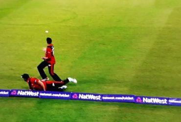 catch in T20 Blast