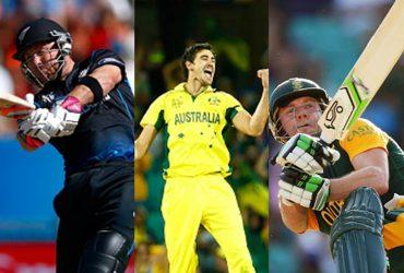 Non-Asian ODI XI