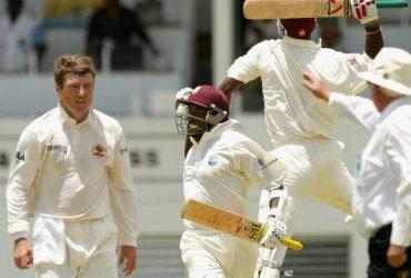 West Indies v Australia, 4th Test, Antigua, 2003