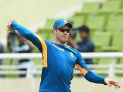 South African skipper AB de Villiers