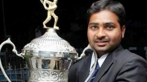 Indian blind cricket