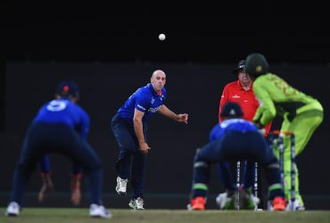 English spinner James Tredwell