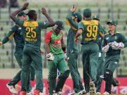 South Africa's team plan