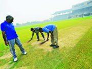 Ranji pitches