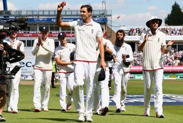 cricket world today Steve Finn