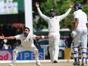 Amit Mishra Sri Lanka v India 2nd Test