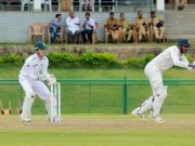 Axar Patel vs South Africa A