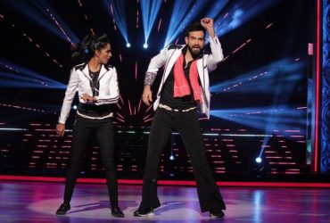 Irfan Pathan at Jhalak Dikhhla Jaa