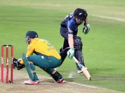 South Africa v New Zealand 1st T20I statistical review